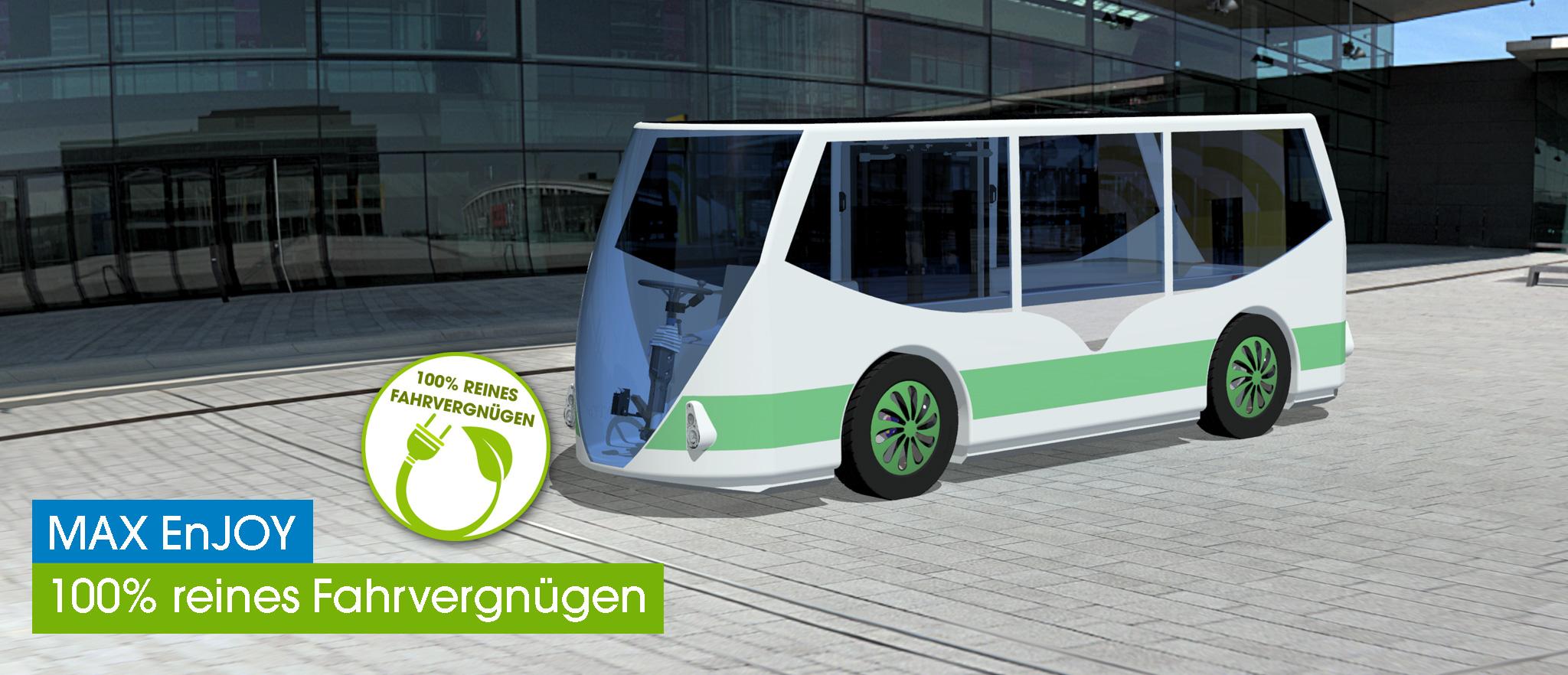 Elekto Minibus MAX