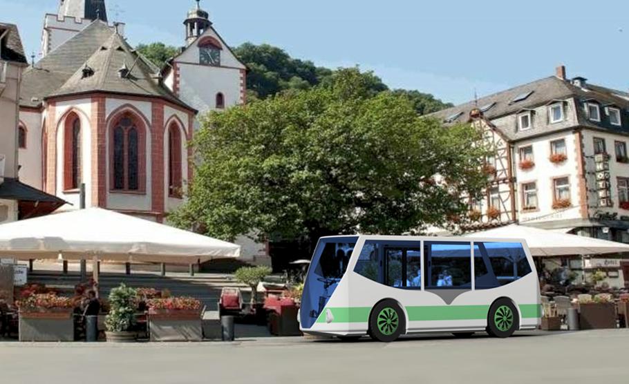 Intamin Elektro Minibus